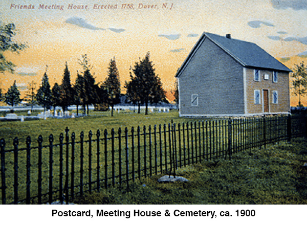 Meeting House and Cemetery